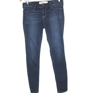 HOLLISTER Blue Jean Leggings 5R 27 Waist